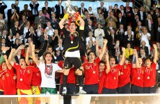 7 days to Euro 2012: Spain are perennial underachievers no more
