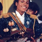 It's no surprise that Michael Jackson has won lots of Grammys - but who knew that he won one for Best Recording for Children? (for ET: The Extra Terrestrial). AP Photo/Reed Saxon, File