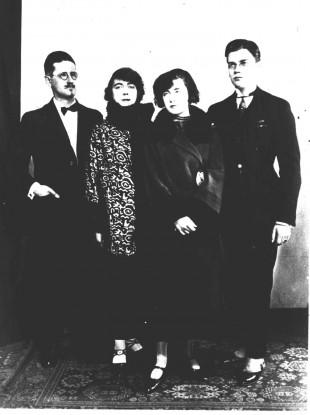 James Joyce height