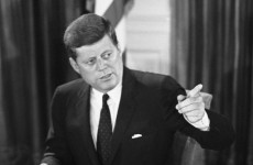 WATCH: Today in 1963, JFK made this speech…
