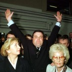 Lenihan wins his first seat in the Dáil in 1996, after the death of his father