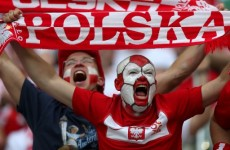 On tour: Becoming Poland fans for the night