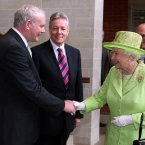"""I'm still a Republican."" – Martin McGuinness is quick to allay fears he may have a change of heart after his historic meeting and handshake with Queen Elizabeth II."