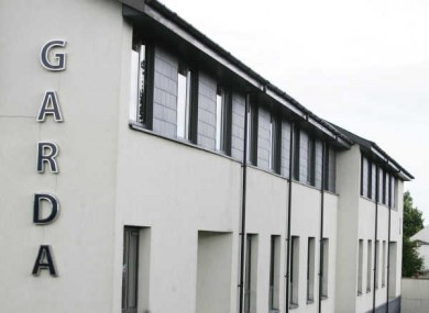 The Garda Station in Blanchardstown