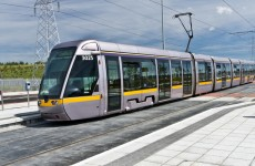 Update: Luas Red Line services resume following tram failure