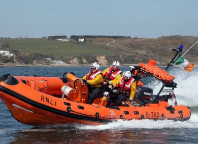 Crosshaven lifeboat (file photo)