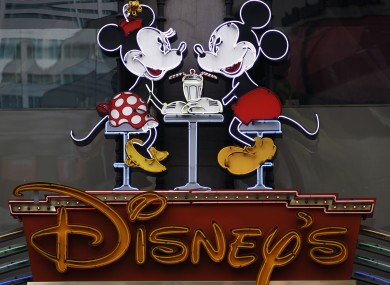 Disney to  banish junk food ads from TV stations and websites intended for children.