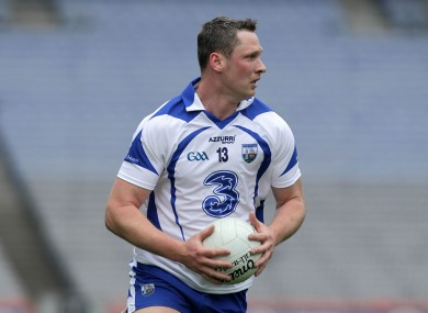 Gary Hurney returns to Waterford's starting lineup.