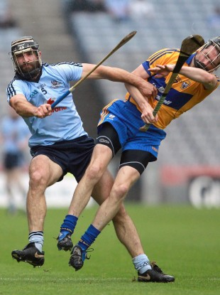 Dublin's Stephen Hiney and Clare's Pat Donnellan will face off in qualifier action on Saturday week.