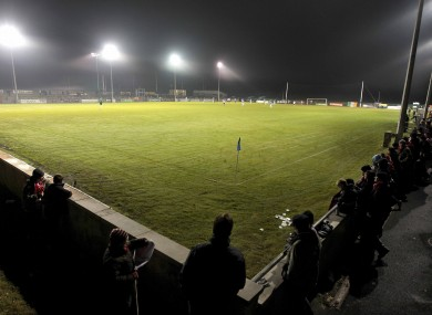Gortakeegan, home of Monaghan United FC (file photo).