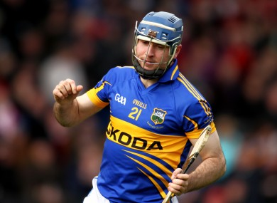 Eoin Kelly is a notable absentee from the Tipp team.