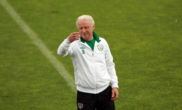 Giovanni Trapattoni 1/6/2012