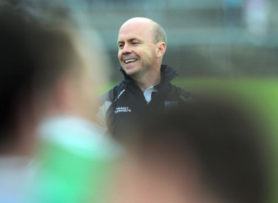 Fermanagh manager Peter Canavan.