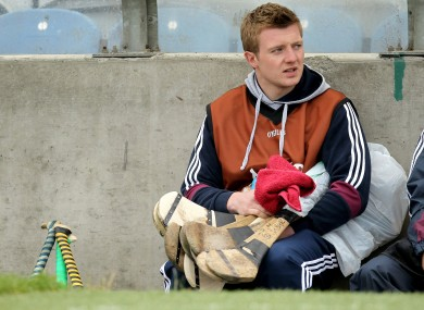 Joe Canning: back in action on Sunday.