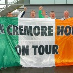 Fans from The Cremore House, Finglas. Obviously.