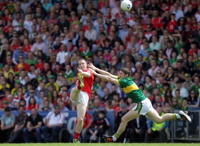 Cork kick on as Kerry tumble