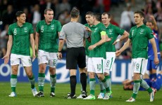 Ireland v Croatia: Player ratings