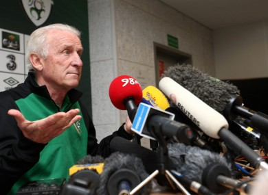 Trapattoni. 