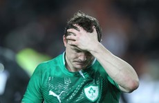 Blackout: O'Driscoll 'embarrassed' by record defeat