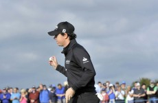Irish Open: McIlroy goes one better on day two