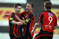 As it happened: Bohemian FC v Shamrock Rovers, Airtricity League