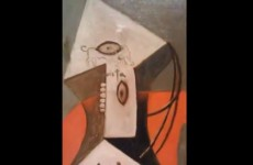 Video: Artist vandalises Picasso painting in Texas museum