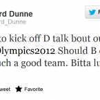 Katie Taylor may not be on Twitter, but Bernard Dunne - as much of an authority on Irish boxing as anyone - most certainly is, and is likely to have some intriguing observations on Taylor and her colleagues.