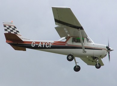 A Cessna 150 aircraft (File photo)