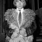 Brian Jones all-dressed up in London, on his way to the Law Courts, for his appeal against his nine month sentence imposed after he was found guilty on drugs charges.