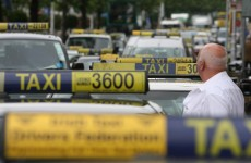 App for taxi customers monitors route and average fare