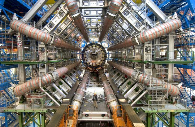 The world's most powerful superconducting magnet is constructed