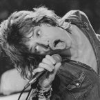Jagger gyrates during a performance in San Francisco, July 24, 1972. (AP Photo)