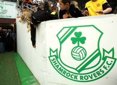 Rovers will meet Cork in the FAI Cup.