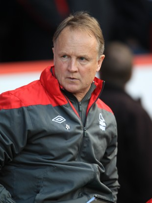 Sean O'Driscoll played three times for Ireland in the 1980s.