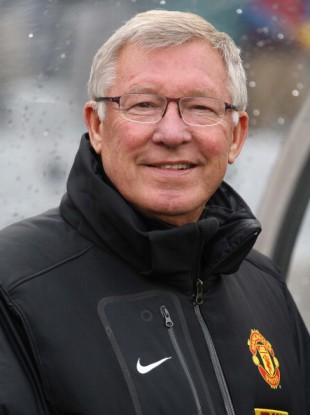 Alex Ferguson: big plans. 