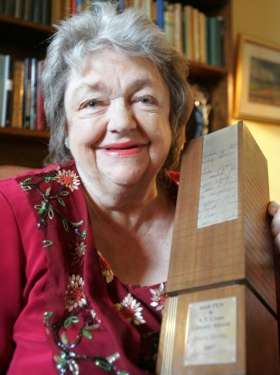 Maeve Binchy in 2007