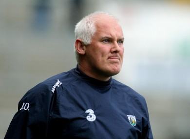 John Owens is no longer manager of the Waterford senior footballers.