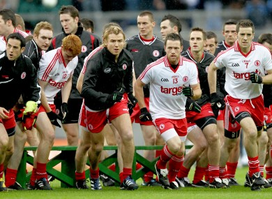 Tyrone will be looking to bounce back from their recent loss against Donegal.