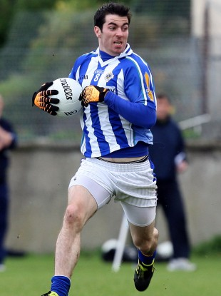 Dublin star Michael Darragh MacAuley will feature for Ballyboden St-Enda's against Naomh Mearnóg.