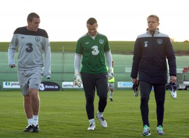 Is this it? Dunne, Given and Duff will face fresh questions about their international future if omitted.