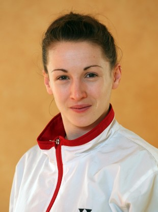 Magee also competed at the 2008 Olympics.