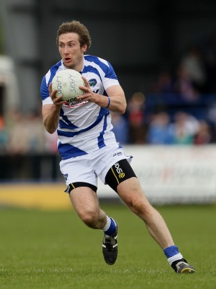 Billy Sheehan in action for Laois against Longford in the Leinster SFC in May.
