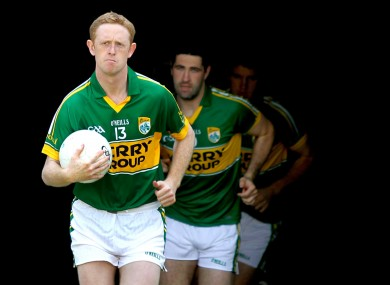 Colm Cooper will lead his Kerry teammates into qualifier action tomorrow.