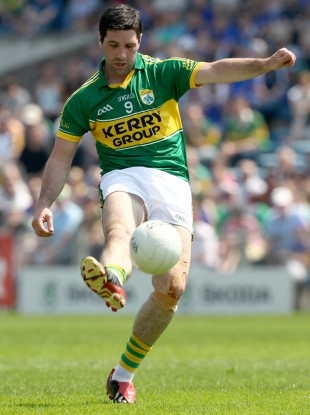 Bryan Sheehan is back in the Kerry team for next Sunday's All-Ireland Qualifier