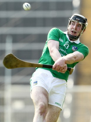 Declan Hannon will line out at centre-back for Limerick tonight.