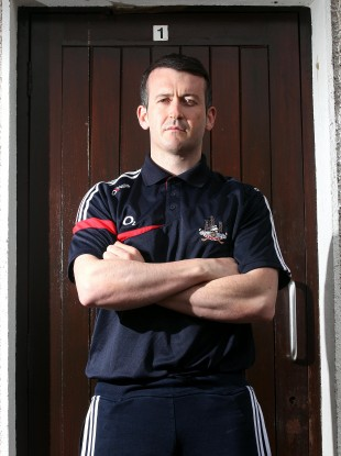 Donal Óg Cusack: sitting out the season with injury.