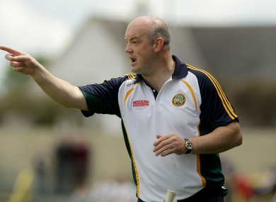 Offaly manager Ollie Baker has named his side for Saturday's All-Ireland hurling qualifier.