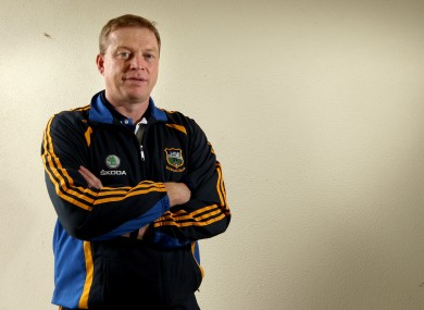 Ryan expects his side to forget about last year's Munster final clash with Waterford.