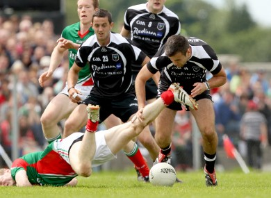 Ugly does it: Mayo won the war of attrition