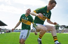 No piseog at the heart of Kerry jersey change for Gooch